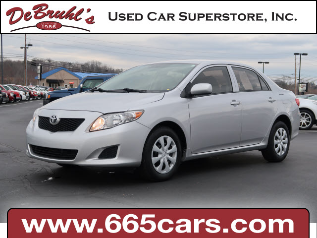 2010 Toyota Corolla LE for sale!