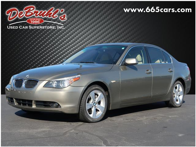 2006 BMW 5 Series 525xi for sale by dealer
