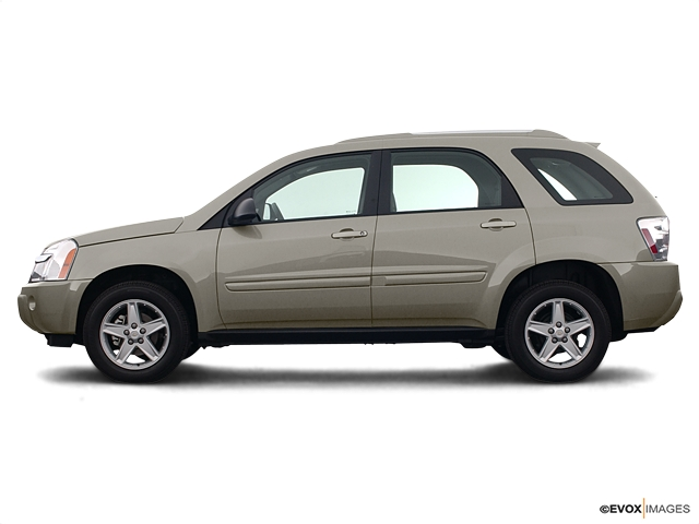 2005 Chevrolet Equinox LS for sale by dealer