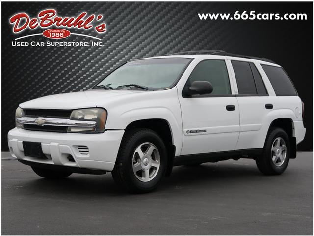 2002 Chevrolet TrailBlazer LS for sale by dealer