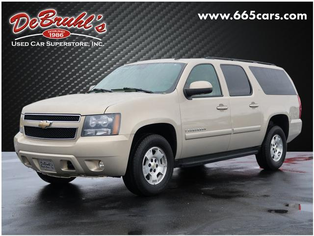 2008 Chevrolet Suburban LT 1500 for sale by dealer