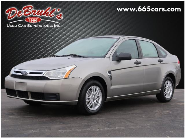 2008 Ford Focus SE for sale by dealer