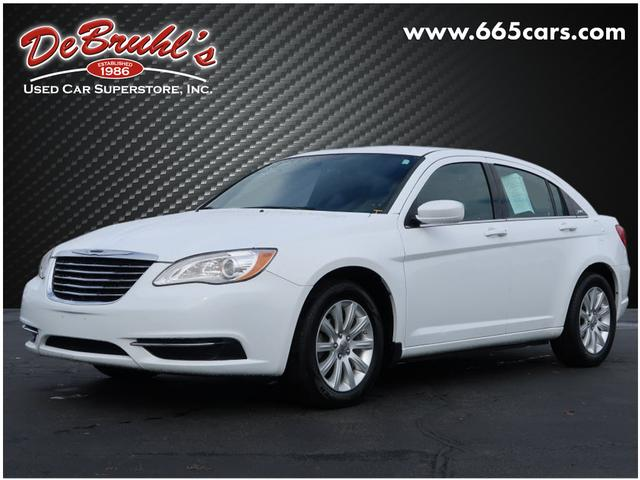 2013 Chrysler 200 Touring for sale by dealer