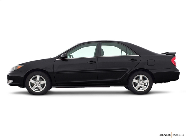 2004 Toyota Camry for sale by dealer