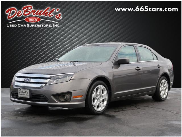 2011 Ford Fusion SE for sale by dealer