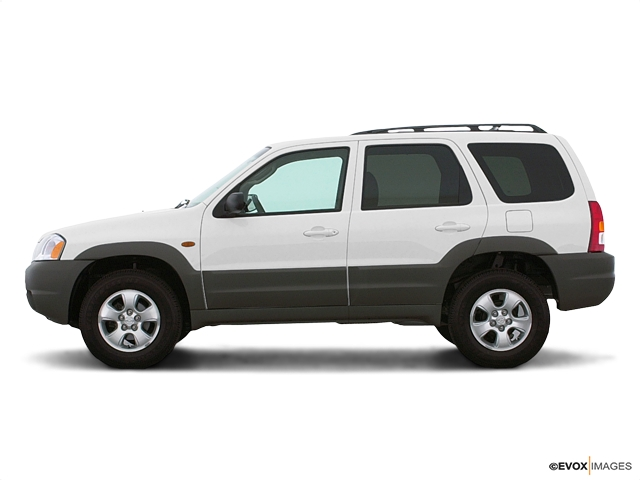 2002 Mazda Tribute for sale by dealer