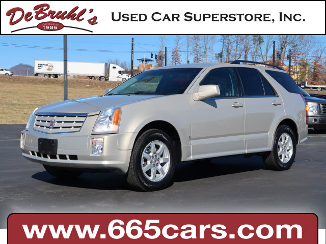 2008 Cadillac SRX V6 for sale by dealer