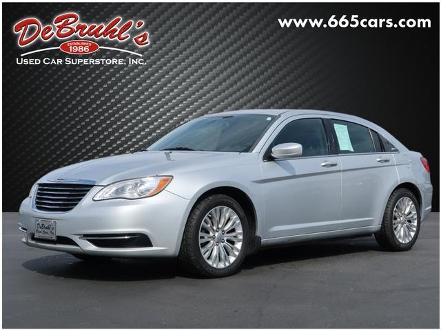2012 Chrysler 200 LX for sale by dealer