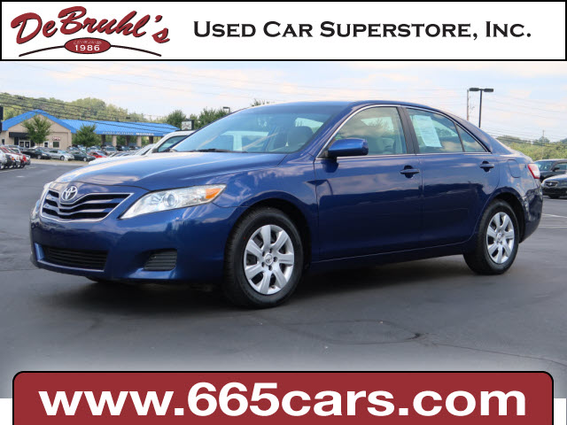 2010 Toyota Camry SE for sale by dealer