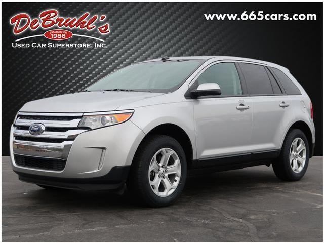 2013 Ford Edge SEL for sale by dealer