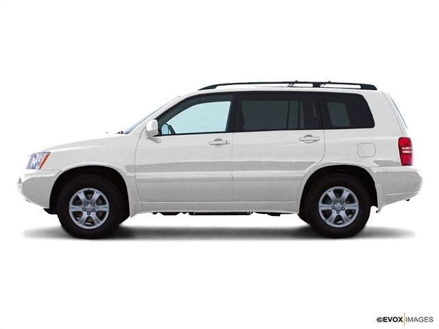 2001 Toyota Highlander Base for sale by dealer