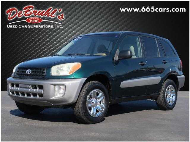 2003 Toyota RAV4 Base for sale!