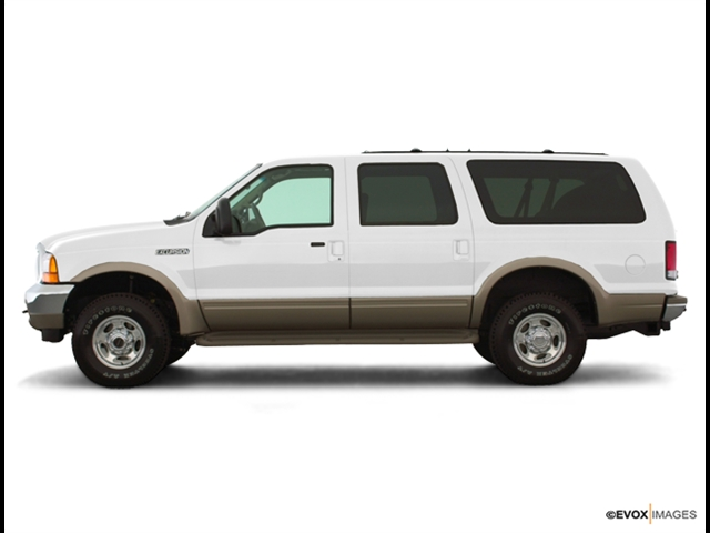 2000 Ford Excursion Limited for sale by dealer