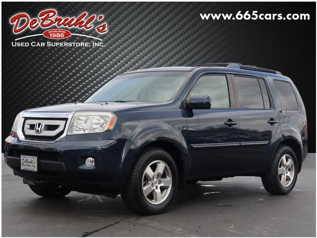 Awesome 2011 Honda Pilot EX L W/DVD