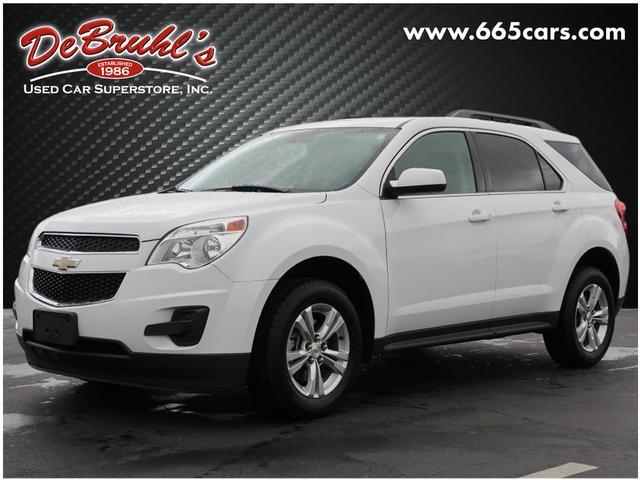 2012 Chevrolet Equinox LT for sale by dealer