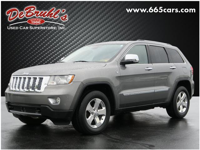 2012 Jeep Grand Cherokee for sale by dealer