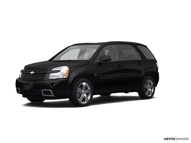 2008 Chevrolet Equinox LS for sale by dealer