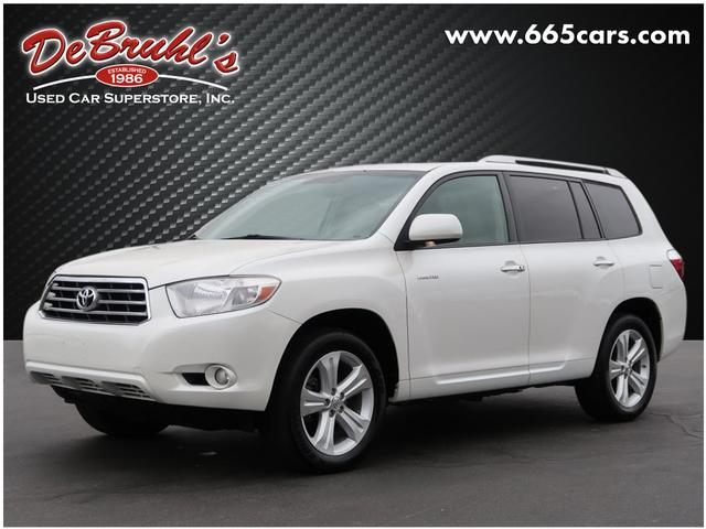 2010 Toyota Highlander Limited for sale by dealer