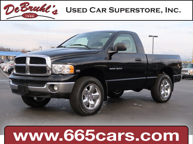 2004 Dodge Ram 1500 SLT for sale!
