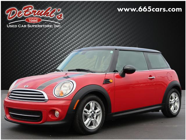 2013 MINI Hardtop Cooper for sale by dealer