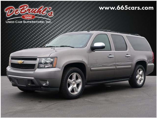 2007 Chevrolet Suburban LTZ 1500 for sale by dealer