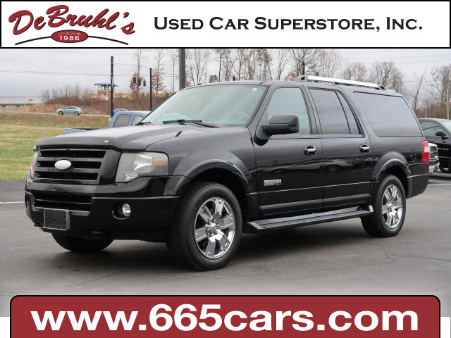 2007 Ford Expedition EL Limited for sale by dealer