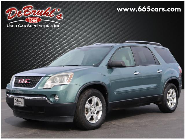 2009 GMC Acadia SLE-1 for sale by dealer