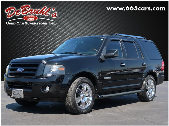 2007 Ford Expedition Limited for sale by dealer