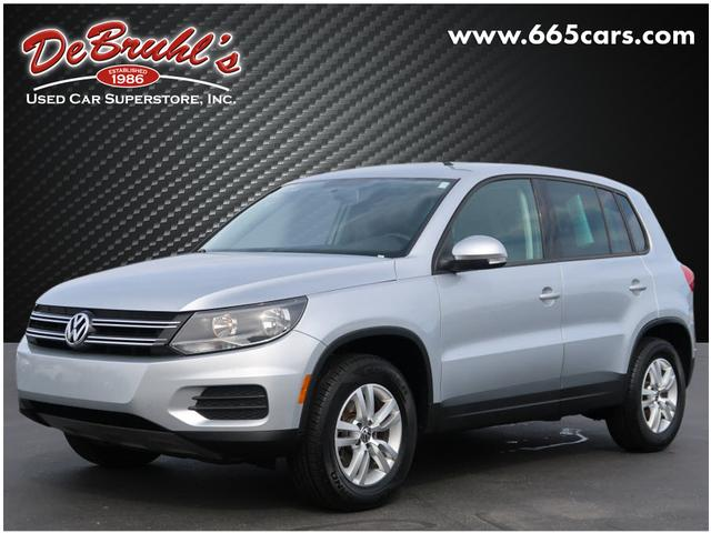 2012 Volkswagen Tiguan S for sale by dealer