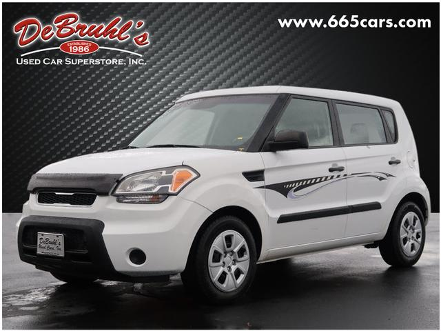 2011 Kia Soul Base for sale by dealer