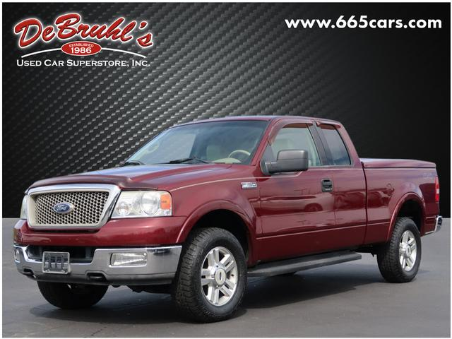 2004 Ford F-150 Lariat for sale by dealer