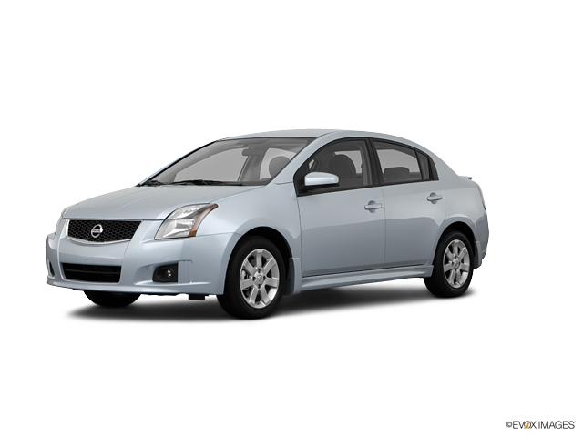 2011 Nissan Sentra for sale by dealer