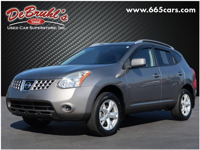 2009 Nissan Rogue SL for sale by dealer