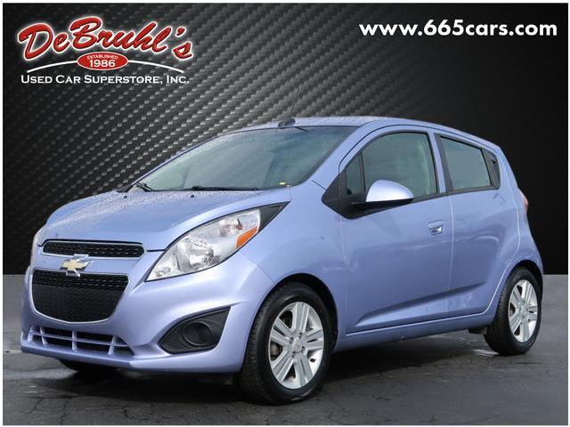 2014 Chevrolet Spark LS CVT for sale by dealer