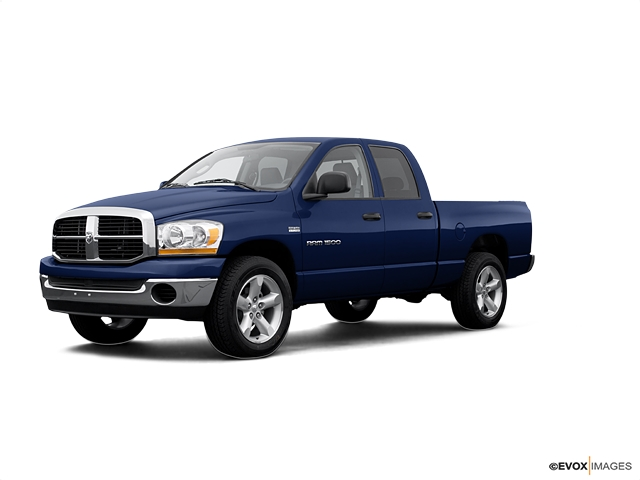 2007 Dodge Ram 1500 for sale by dealer
