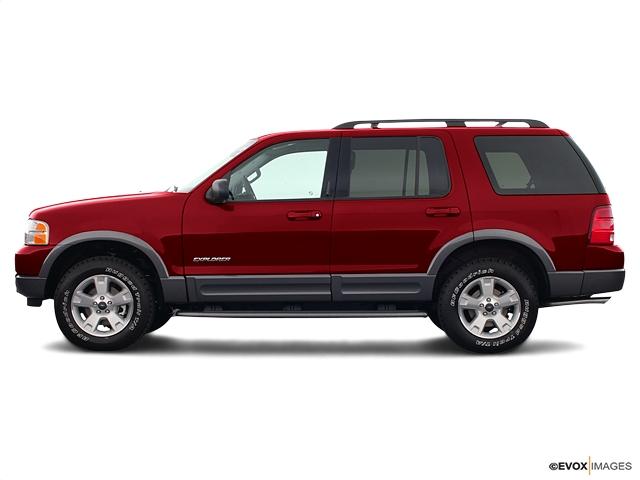 2004 Ford Explorer XLS for sale by dealer