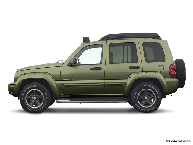 2004 Jeep Liberty for sale by dealer