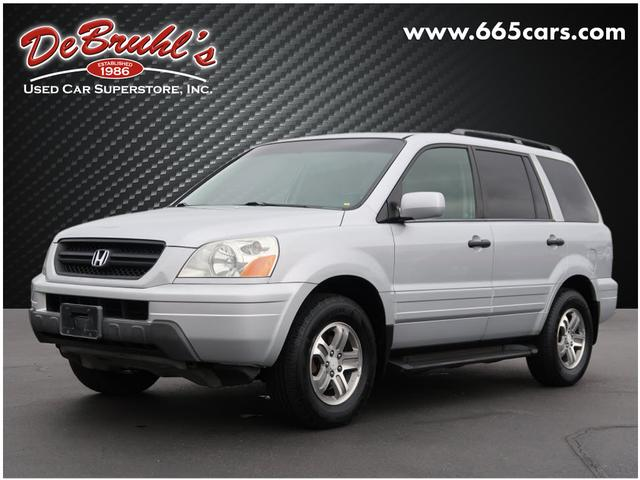 2003 Honda Pilot EX-L for sale by dealer