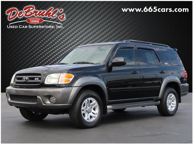 2004 Toyota Sequoia SR5 for sale by dealer