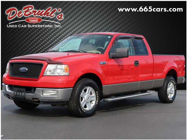 2004 Ford F-150 XLT for sale by dealer