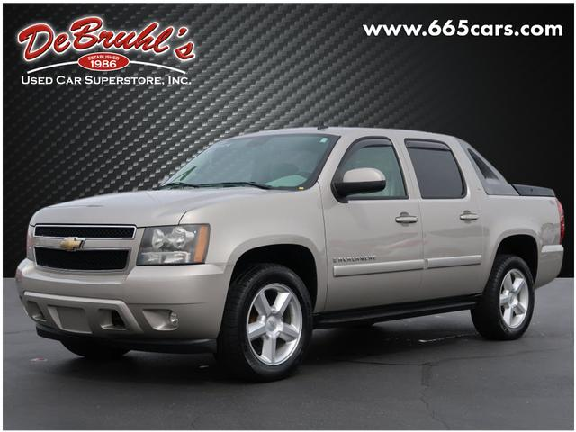 2008 Chevrolet Avalanche LT for sale by dealer