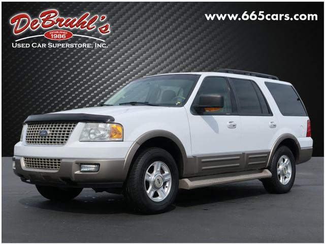 2003 Ford Expedition Eddie Bauer for sale by dealer