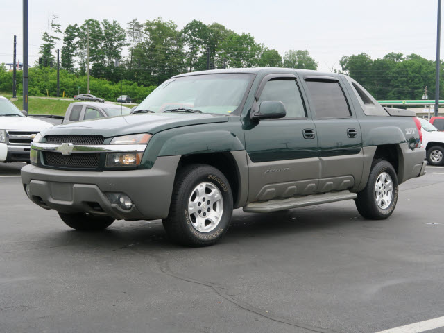 2002 Chevrolet Avalanche 1500 for sale by dealer