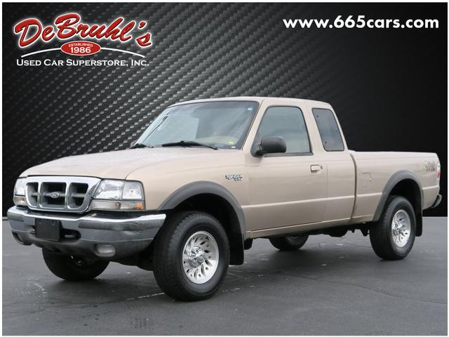 1998 Ford Ranger XLT for sale by dealer