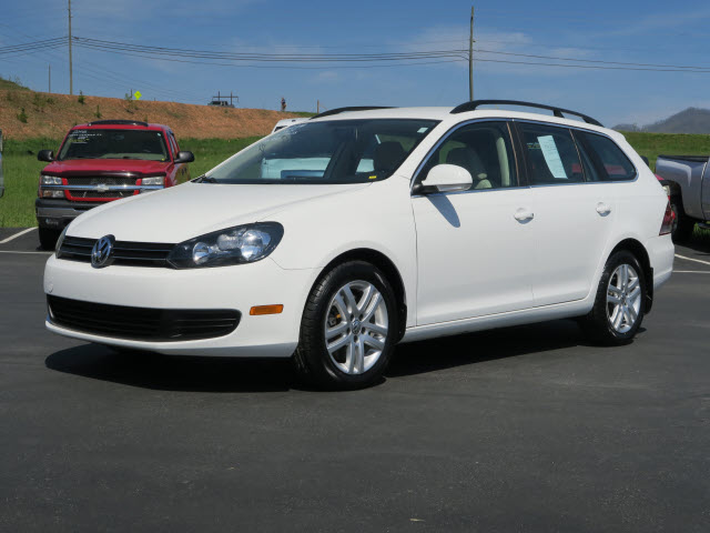 2014 Volkswagen Jetta SportWagen TDI for sale by dealer