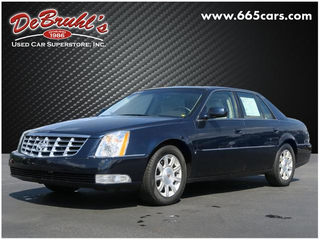 2008 Cadillac DTS Luxury III for sale by dealer