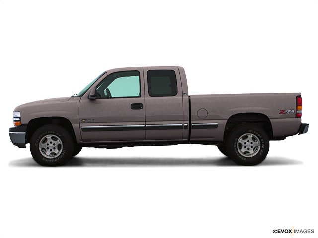2001 Chevrolet Silverado 1500 for sale by dealer