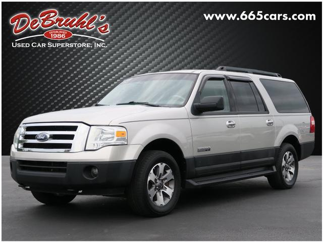 2007 Ford Expedition EL XLT for sale by dealer