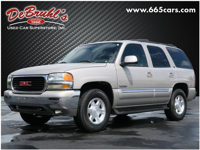 2004 GMC Yukon SLT for sale by dealer