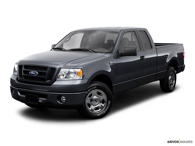 2008 Ford F-150 for sale by dealer